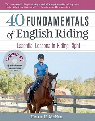 40 Fundamentals of English Riding By Mcneil, Hollie H.